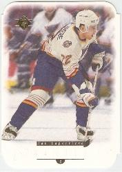 1994-95 SP Premier Die-Cuts #14 Ian Laperriere