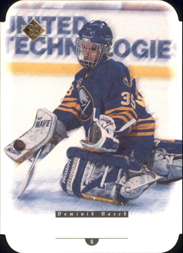 1994-95 SP Premier Die-Cuts #19 Dominik Hasek