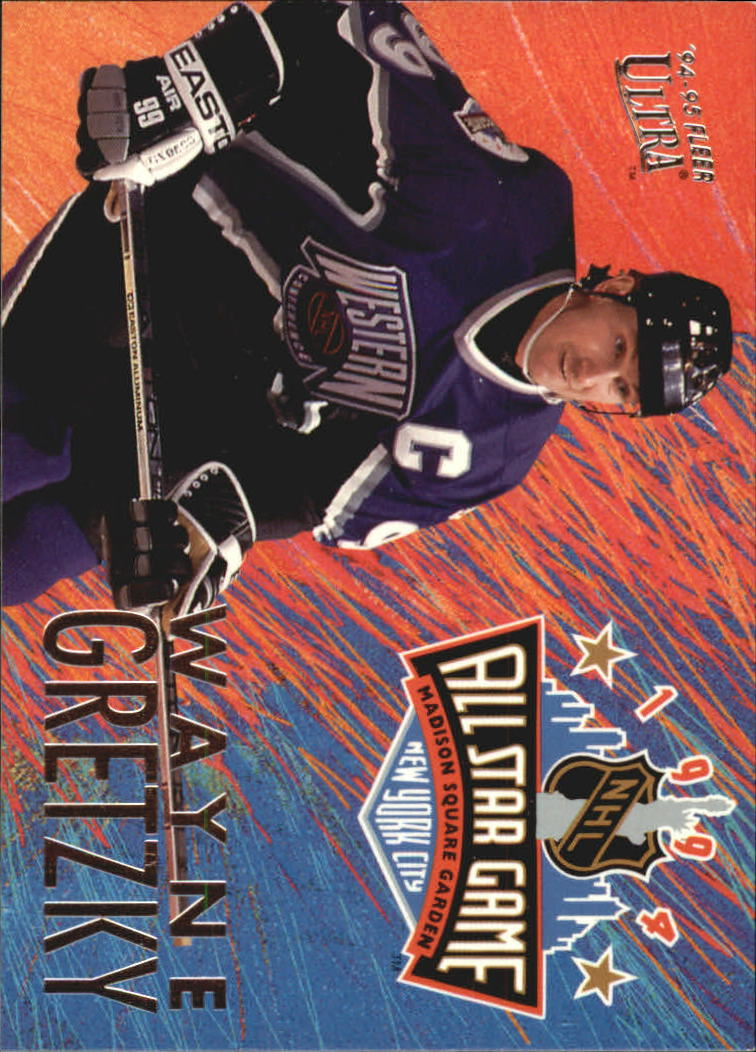 1994-95 Ultra All-Stars #10 Wayne Gretzky