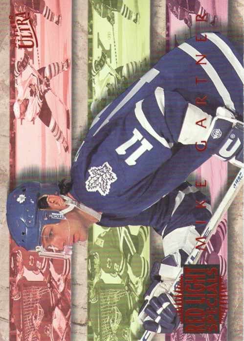 1994-95 Ultra Red Light Specials #3 Mike Gartner front image