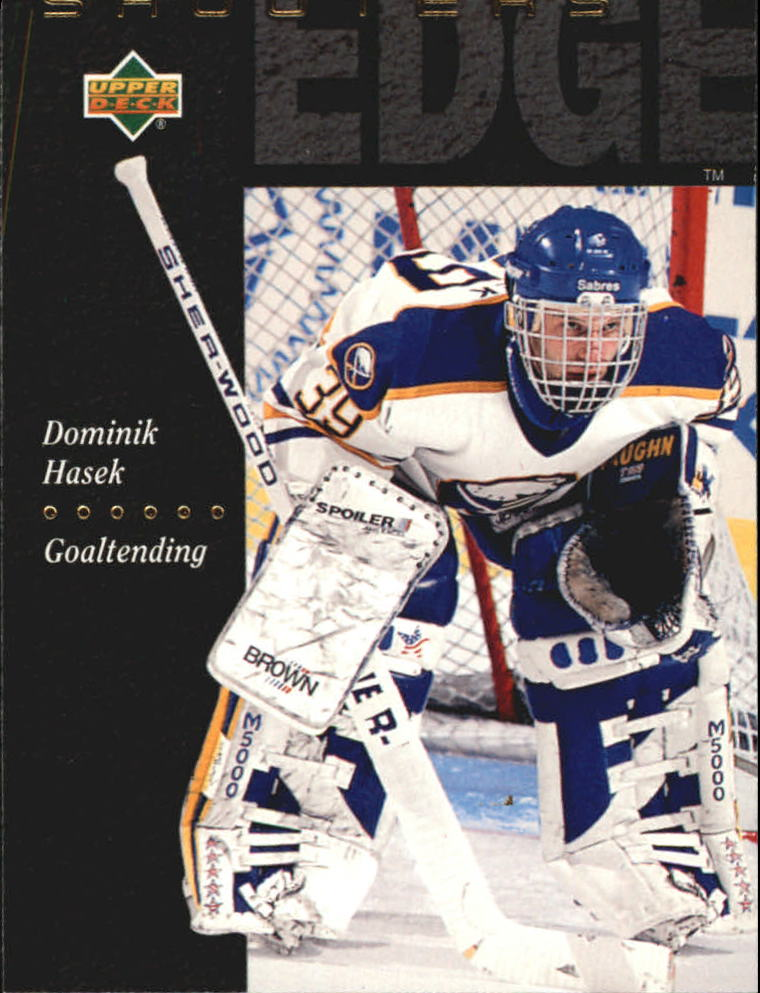 1994-95 Upper Deck #233 Dominik Hasek SE