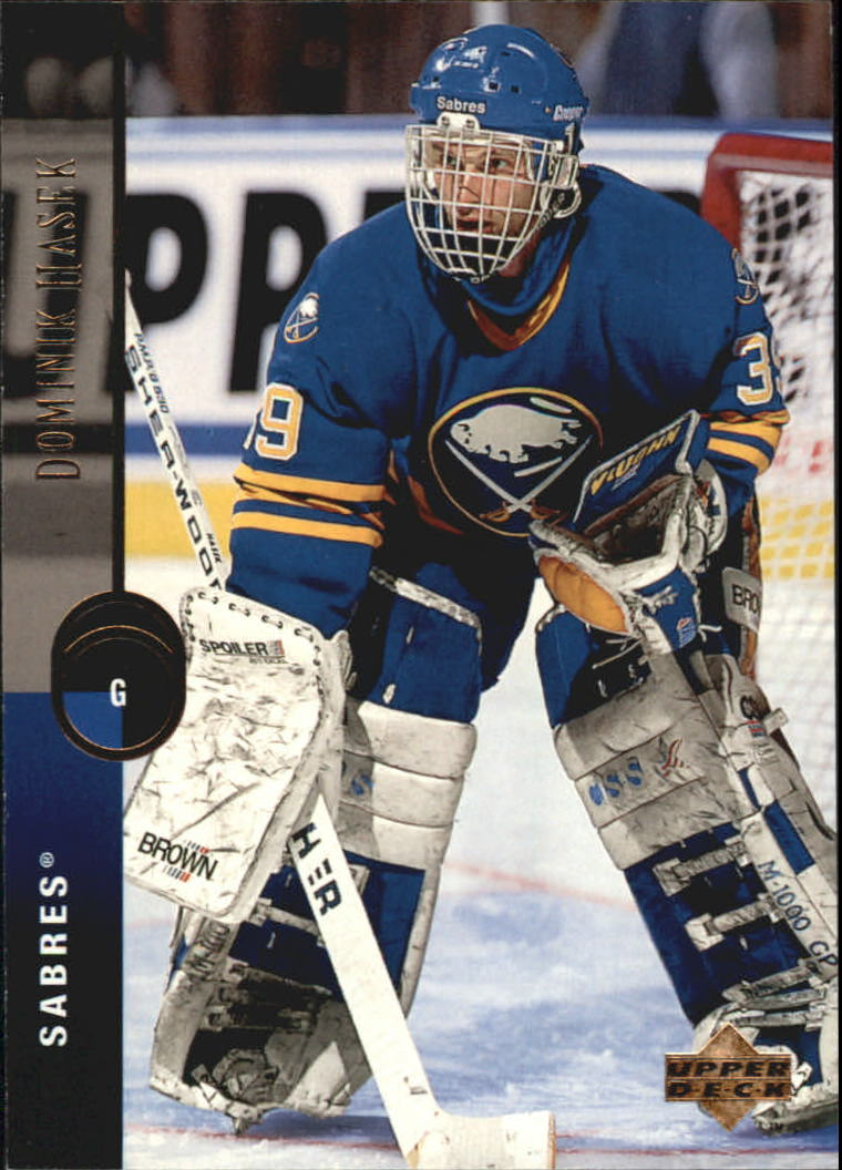 1994-95 Upper Deck #285 Dominik Hasek
