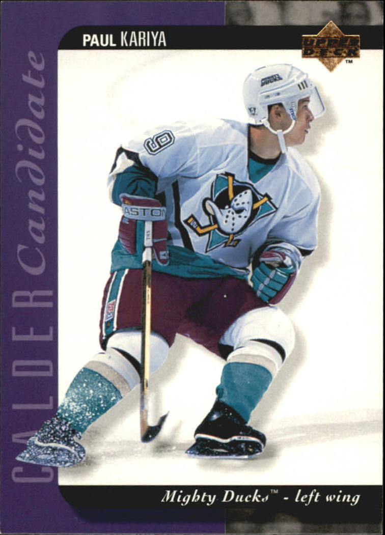 1994-95 Upper Deck #527 Paul Kariya CC