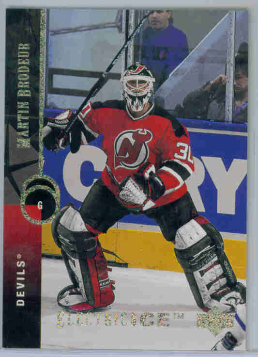 1994-95 Upper Deck Electric Ice #96 Martin Brodeur