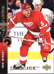 1994-95 Upper Deck Electric Ice #112 Nicklas Lidstrom