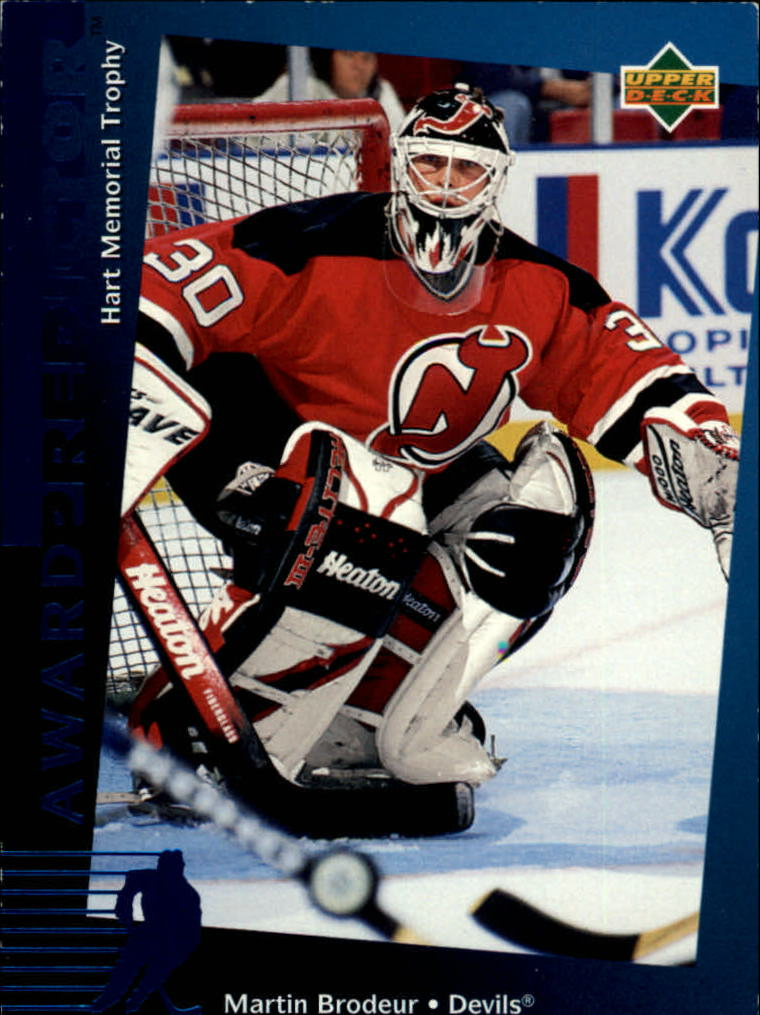 1994-95 Upper Deck Predictor Hobby #H12 Martin Brodeur
