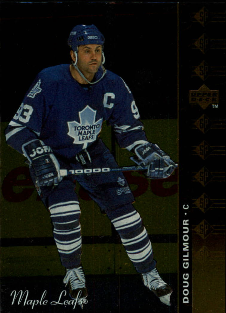1994-95 Upper Deck SP Inserts #SP167 Doug Gilmour