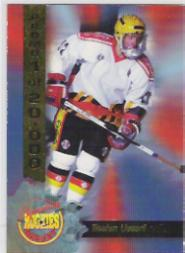 1995 Signature Rookies Club Promos #2 Stefan Ustorf