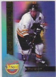 1995 Signature Rookies Club Promos #3 Brad Brown