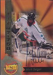 1995 Signature Rookies Signatures #30 Marc Seliger