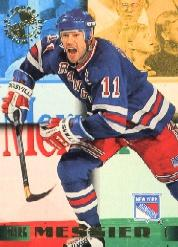 1995 Stadium Club Members Only 50 #19 Mark Messier
