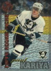 1995 Stadium Club Members Only 50 #46 Paul Kariya FIN