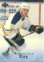 1995-96 Be A Player #56 Rob Ray