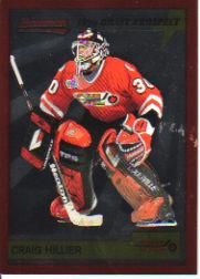 1995-96 Bowman Draft Prospects #P18 Craig Hillier