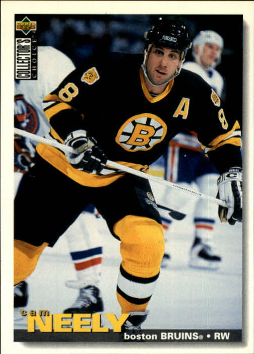 1995-96 Collector's Choice #102 Cam Neely