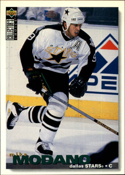 1995-96 Collector's Choice #238 Mike Modano