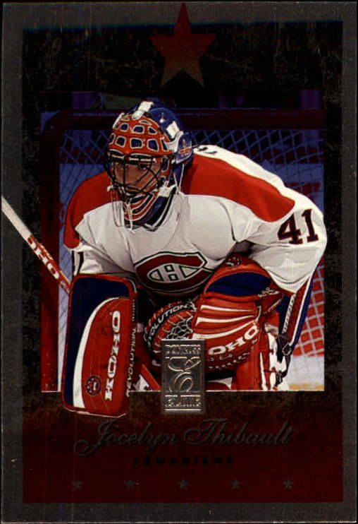 1995-96 Donruss Elite #1 Jocelyn Thibault