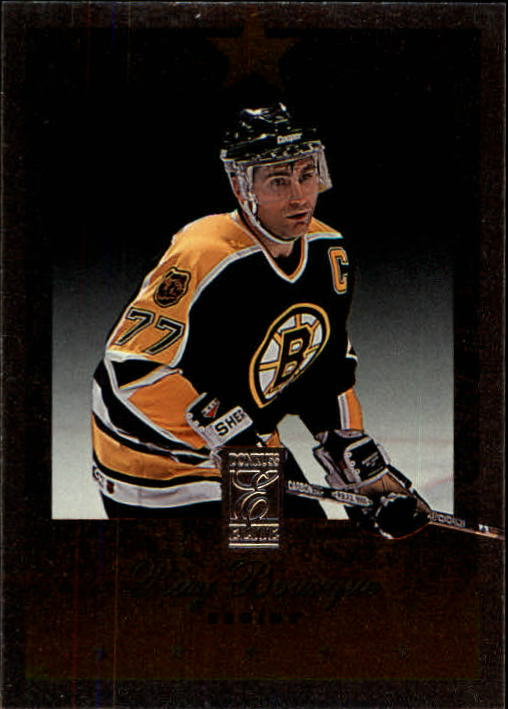 1995-96 Donruss Elite #9 Ray Bourque