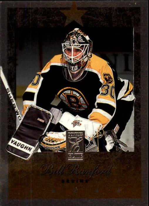 1995-96 Donruss Elite #12 Bill Ranford