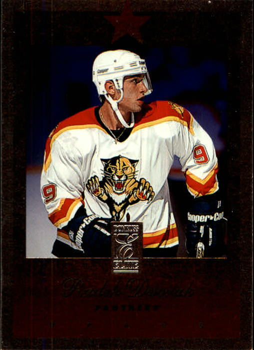 1995-96 Donruss Elite #19 Radek Dvorak RC