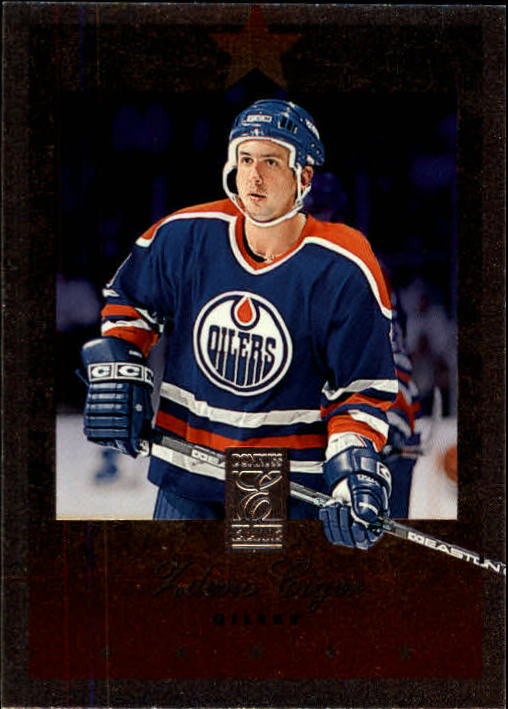 1995-96 Donruss Elite #24 Zdeno Ciger