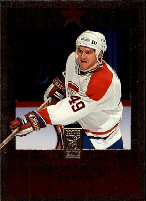 1995-96 Donruss Elite #28 Brian Savage