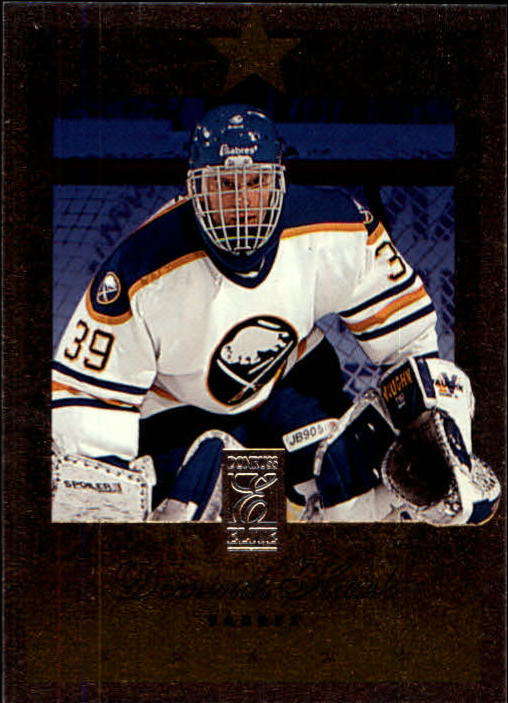 1995-96 Donruss Elite #30 Dominik Hasek