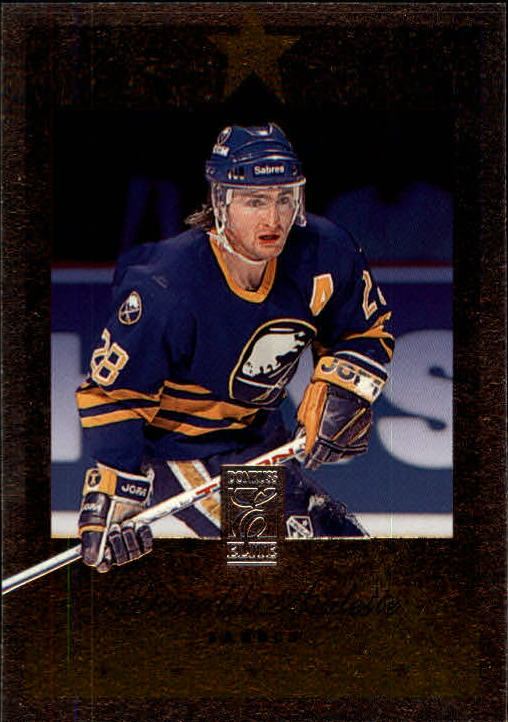 1995-96 Donruss Elite #49 Donald Audette