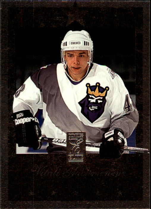 1995-96 Donruss Elite #52 Vitali Yachmenev