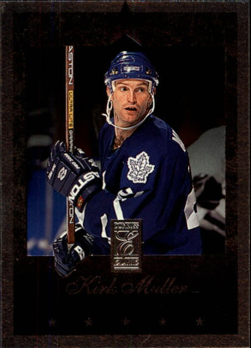 1995-96 Donruss Elite #54 Kirk Muller