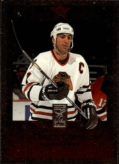 1995-96 Donruss Elite #61 Chris Chelios