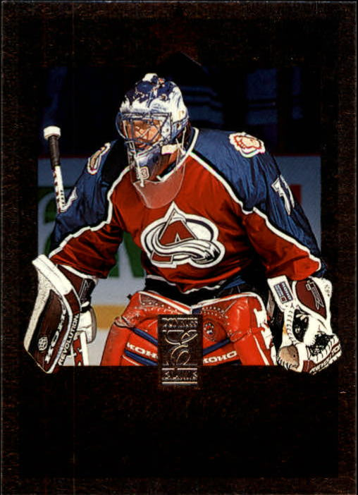 1995-96 Donruss Elite #64 Patrick Roy