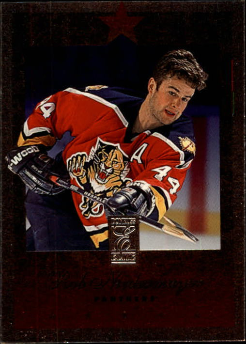 1995-96 Donruss Elite #65 Rob Niedermayer