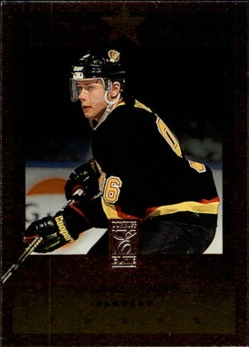 1995-96 Donruss Elite #77 Pavel Bure