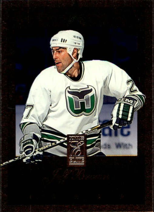1995-96 Donruss Elite #78 Jeff Brown