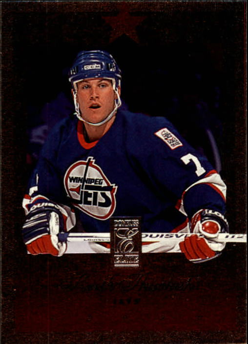 1995-96 Donruss Elite #81 Keith Tkachuk
