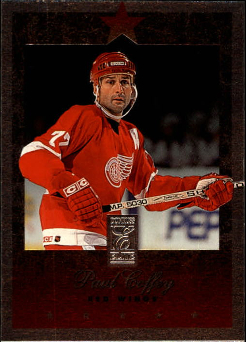 1995-96 Donruss Elite #85 Paul Coffey