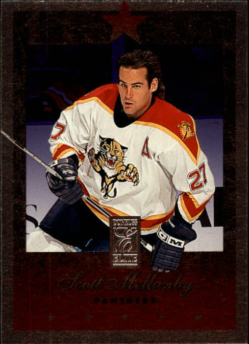1995-96 Donruss Elite #86 Scott Mellanby