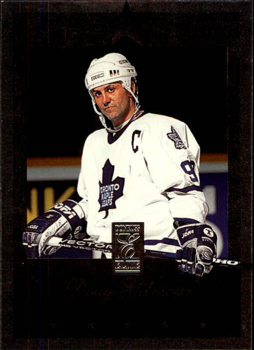 1995-96 Donruss Elite #92 Doug Gilmour