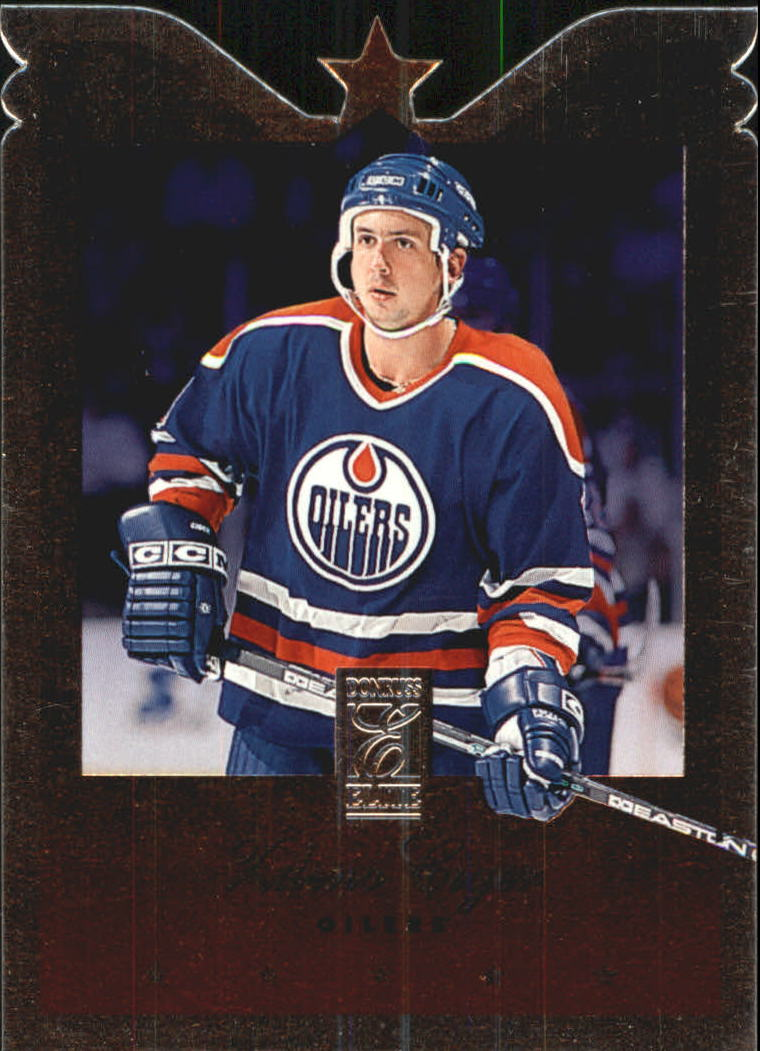 1995-96 Donruss Elite Die Cuts #24 Zdeno Ciger