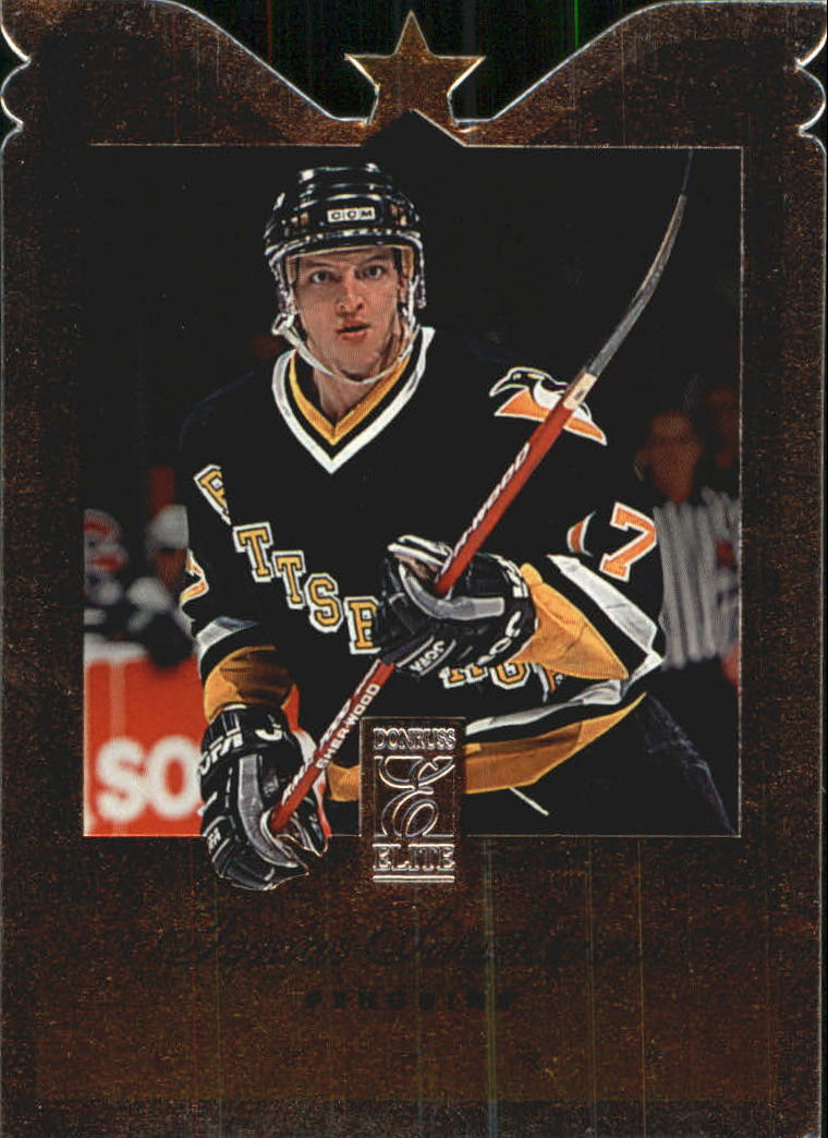 1995-96 Donruss Elite Die Cuts #74 Tomas Sandstrom