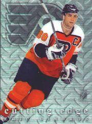 1995-96 Donruss Elite Cutting Edge #1 Eric Lindros
