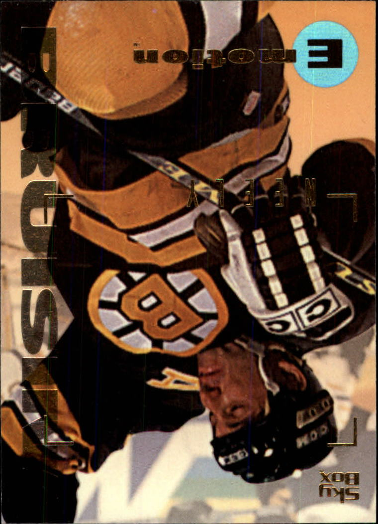 1995-96 Emotion #10 Cam Neely