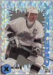 1995-96 Emotion Xcel #4 Wayne Gretzky