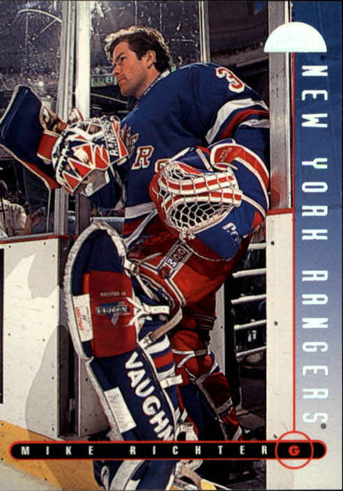 1995-96 Leaf #42 Mike Richter
