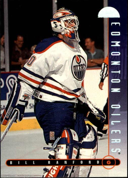 1995-96 Leaf #86 Bill Ranford