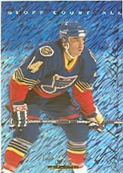 1995-96 Leaf Limited #3 Geoff Courtnall