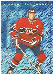1995-96 Leaf Limited #4 Vincent Damphousse