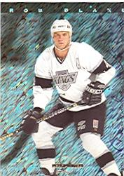 1995-96 Leaf Limited #71 Rob Blake