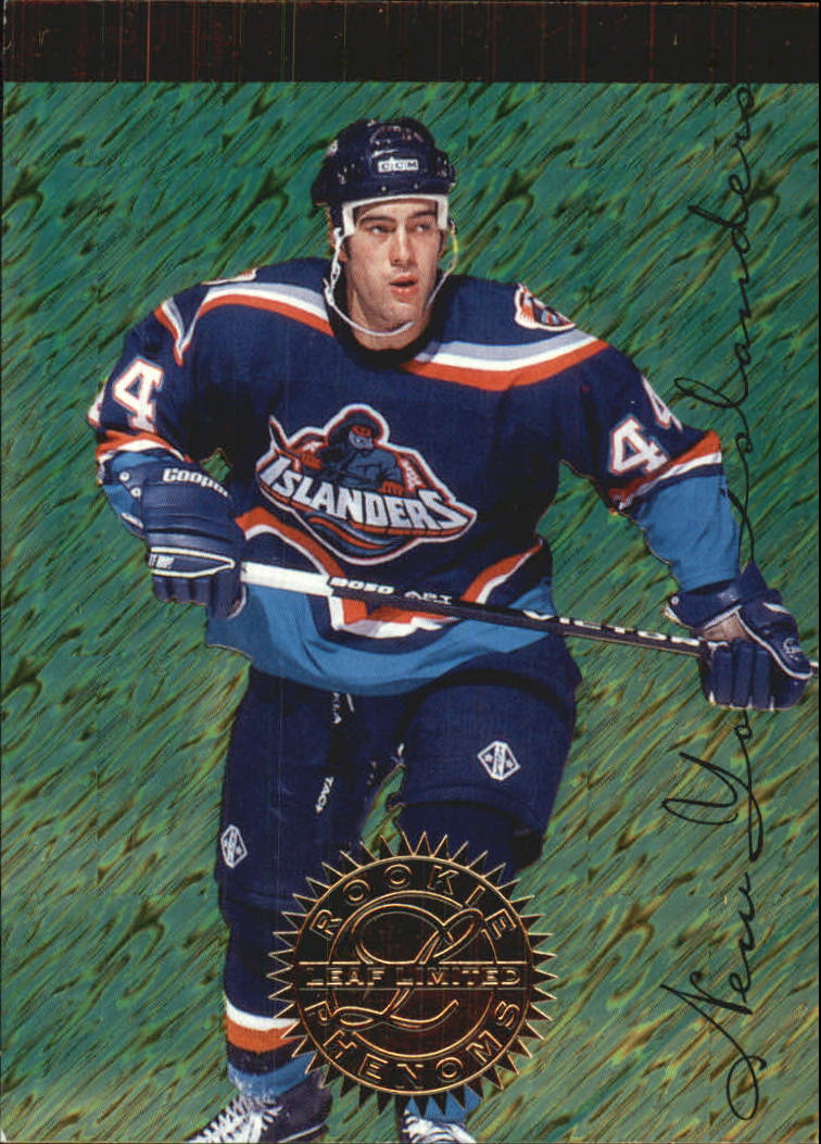 1995-96 Leaf Limited Rookie Phenoms #10 Todd Bertuzzi